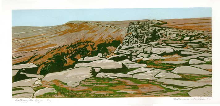 Katherine's work has been selected by the judges to be awarded one of the Derbyshire County Council Awards