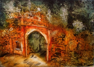 Peter York - Gothic Arch at Renishaw