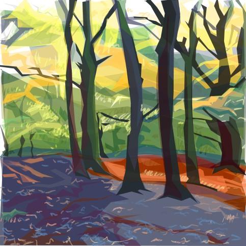 JRay B120 Ecclesall Woods, Autumn low res