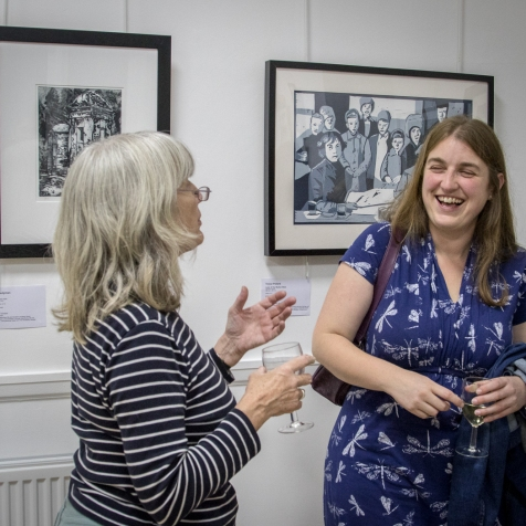 Art House, Off the Shelf Exhibitions 2017