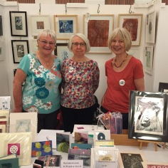 Sheffield Printmakers at the Freshly Pressed Print Fair