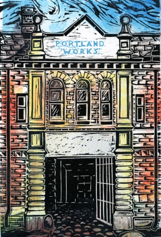 Portland Maude Tricker