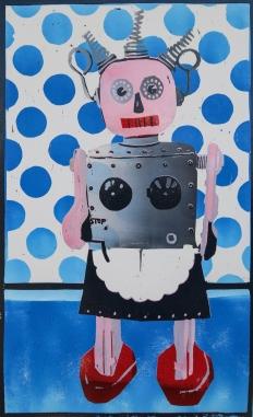 Robot linoprint