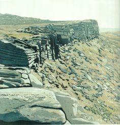 On the edge - Katherine Rhodes